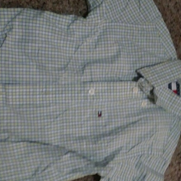 Tommy Hilfiger Other - Tommy Hilfiger 3T Button-Up Dress Shirt